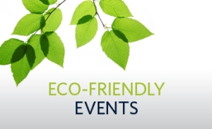 eco friendly evnt planning