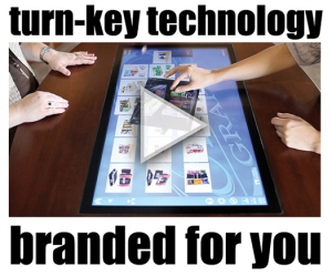 Trade Show, Digital Display Stand, Exhibit, Event Marketing