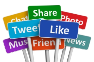 Social Media Signs Green Marketing