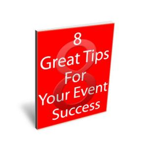 How to plan an event, event planning, trade show marketing, tradeshow, 8 Great Tips for Getting the Most out of Trade Shows, red book about planning events