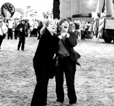 Hot Air Balloon, Balloong Fiesta, EXHIB-IT!, DJ Heckes, Susan Riedel, Attorney General, Campaigner, Albuquerque