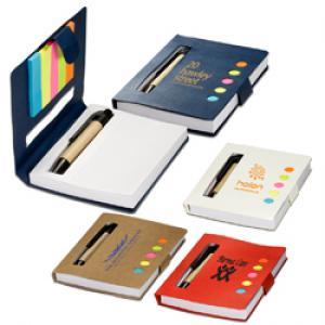 marketing branding notebook