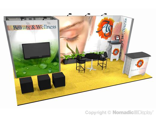Relax, Learn And Plan Before You Even Hit The Trade Show Floor With These Trade  Show Booth Ideas In Our Design Idea ...