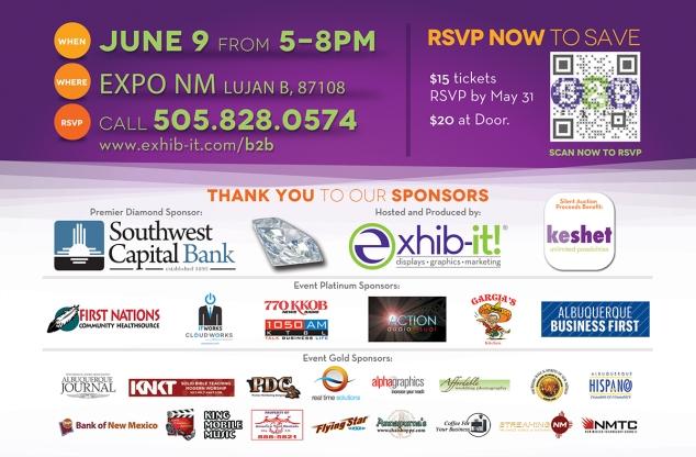 B2B Expo, Albuquerque, New Mexico, Event, Trade Show