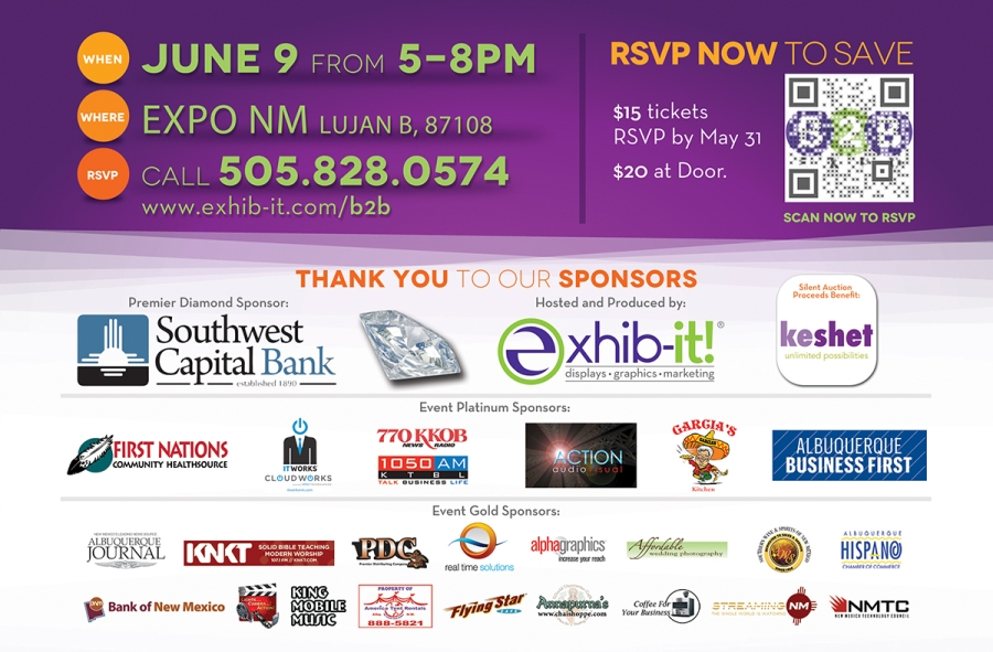 B2B Expo, Albuquerque, New Mexico, Event, Trade Show