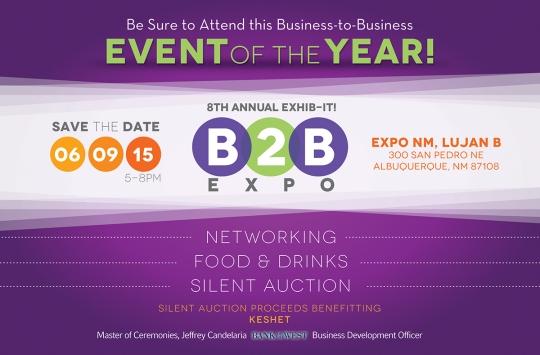 B2B Expo, Albuquerque, New Mexico, Event, EXHIB-IT!, Southwest Capital