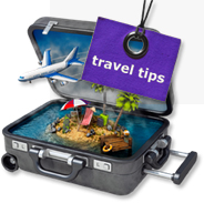 travel tips, event planners, what to pack, how to pack, trade show, marketing