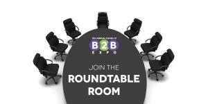 Roundtable Room, EXHIB-IT!, B2B Expo, Albuquerque