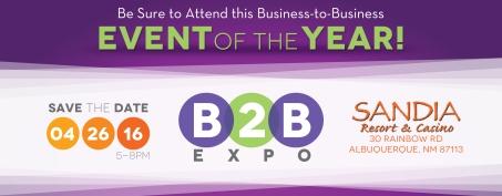 EXHIB-IT!, 9th Annual, B2B Expo, Sandia Casino, Southwest Capital Bank, Albuquerque, Networking