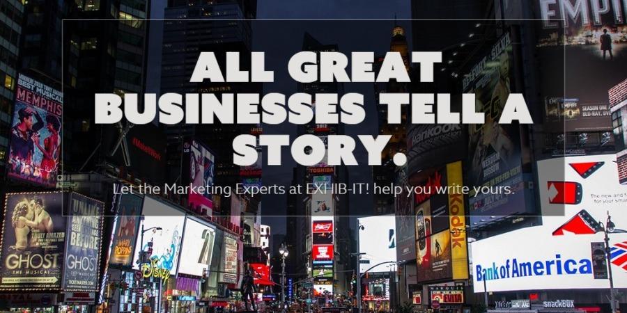 EXHIB-IT!, Blog, Trade Show, Graphic Design, Marketing, Events, Exhibits, Displays, Branding, Print