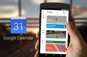 New-Google-Calendar-App