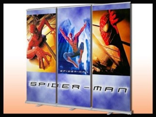 spider-man-banner-stands