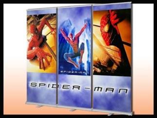 spider-man-banner-stands