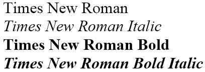 times-new-roman-font-image