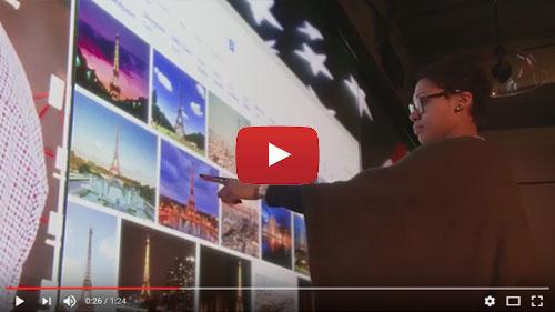 interactive-LED-display