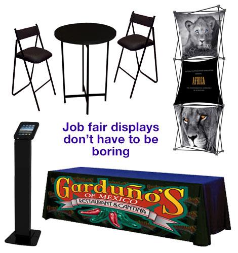 job-fair-display