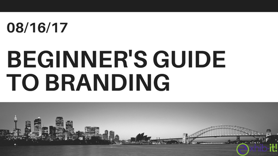 Beginner's guide to branding