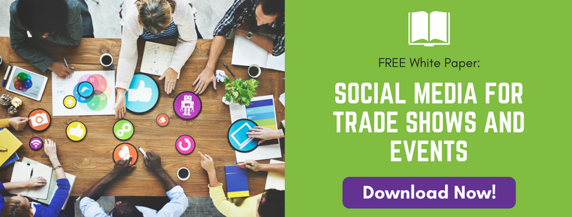 Download Free White Paper Social Media for Trade Shows and Events