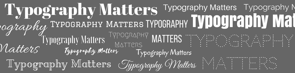 typography-matters