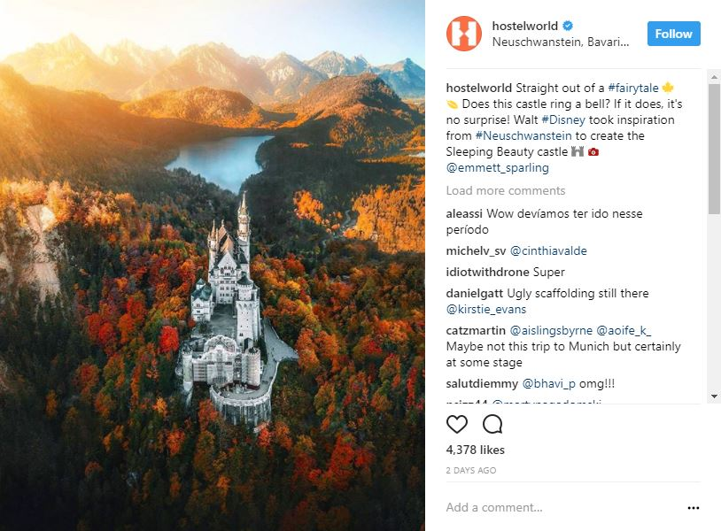 hostelworld-instagram