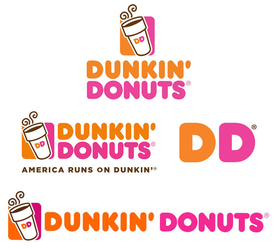 dunkin-donuts-logo-collection