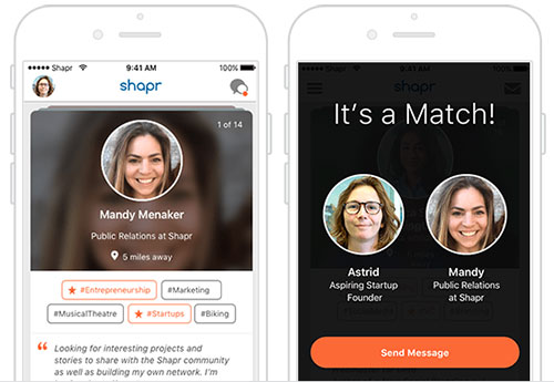 shapr-match