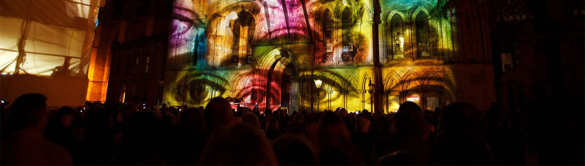 Small-scale Projection Mapping Tips for Event Organizers