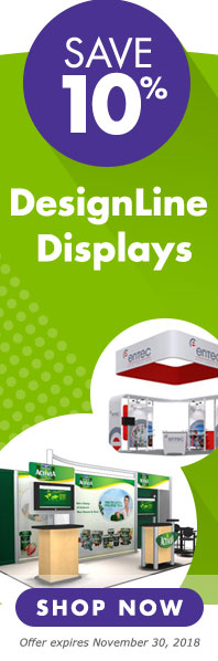 Save 10 percent on DesignLine Modular Displays